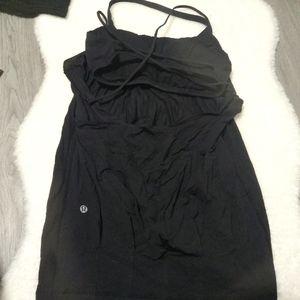 Black Lulu🍋tank size 4